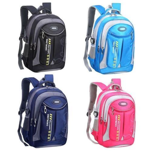 Girls Boys Fashion Backpack Travel Rucksack Bags Children Fo