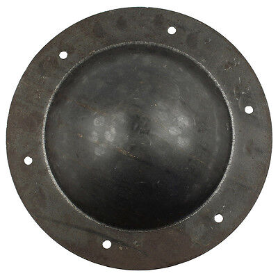 Historical Medieval Hand Forged Natural Iron Renaissance Shield Umbo (Medieval Shields)