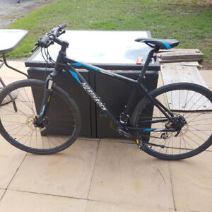 North Rock touring bike by Giant