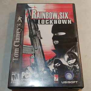 PC - RAINBOW SIX - LOCK DOWN