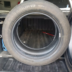 ***2 Continental 255/50/19 Tires***