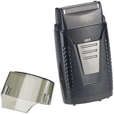 USB Rasierer: Vibrationsfreier Folien-Akku-Reiserasierer, IPX5, USB-Ladebuchse - Folie Usb