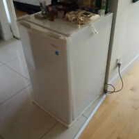 Standup Mini Freezer