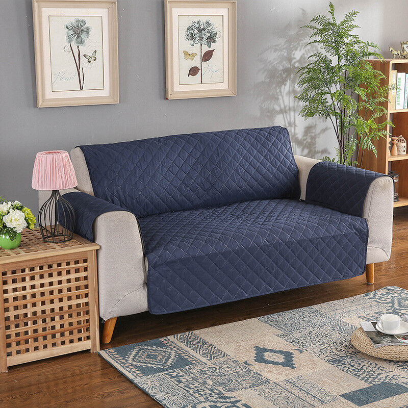Luxury Pet Dog Sofa Cover Protector Cushion Mat Slipcover Waterproof Non-slip