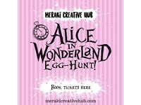 Wonderland Egg-hunt