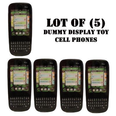 Lot Of (5) Verizon Palm Pixi Plus Mock Dummy Display Toy ...