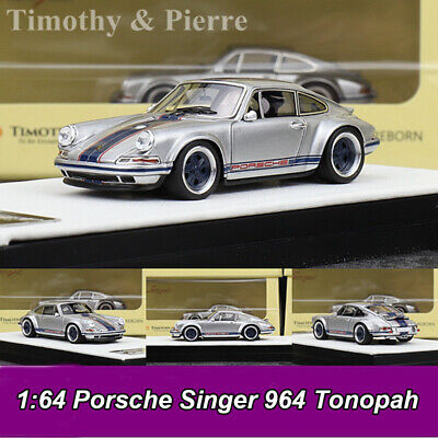 Timothy & Pierre 1:64 Porsche Singer 964 Tonopah Car Model Collection Ltd NEW