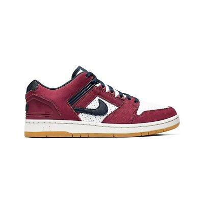 Nike SB Air Force II Low Size 13 UK 48.5 EUR Red...
