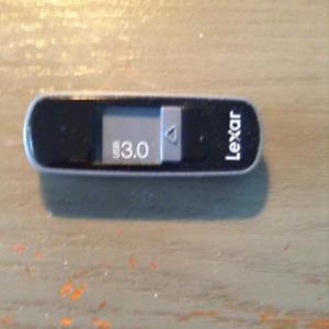 Lexar USB Stick-128GB-USB 3.0