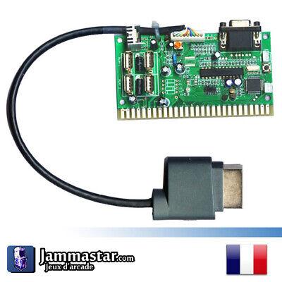 Adaptateur Jamma pour Xbox 360 - VGA - Arcade Timer Board