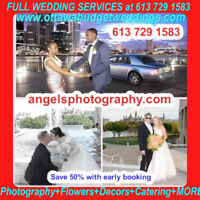 Event+Wedding Services+Photos from $499 at 613 7291583+ 50% Off