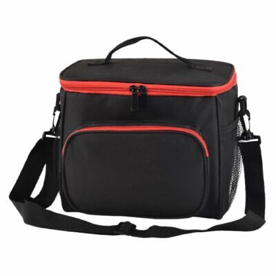 Thermal Insulated Lunch Bag Travel Picnic Lunch Box Tote for