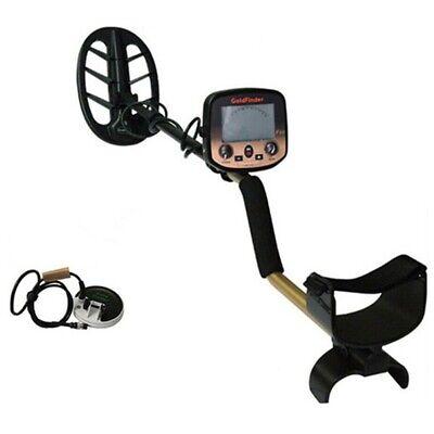 Fs2 Underground Metal Detector Handheld Professional High Sensitivity Scan K9c5