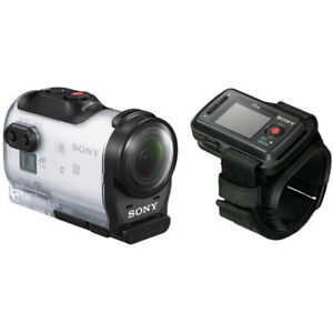 """""""NEW"""" Sony HDR-AZ1VR Waterproof Action Cam"""