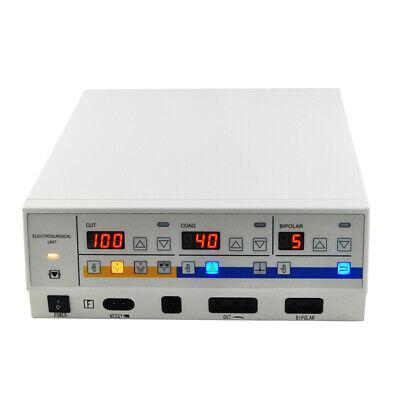 300w Frequency Electrosurgical Unit Diathermy Machine Cautery Electrosurgery Fda