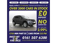 Land Rover Discovery Sport 2.2SD4 4X4 Auto SE CREDIT PROBLEMS?? 01615076300