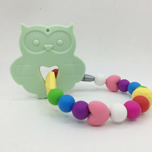 BPA FREE TEETHING TOYS and NECKLACES