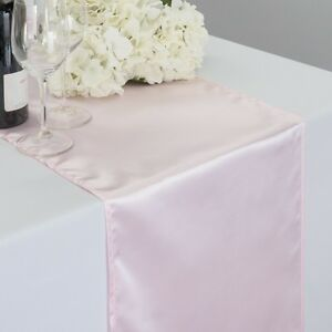 Satin Chair sashes, napkins and table runners for rent/buy.