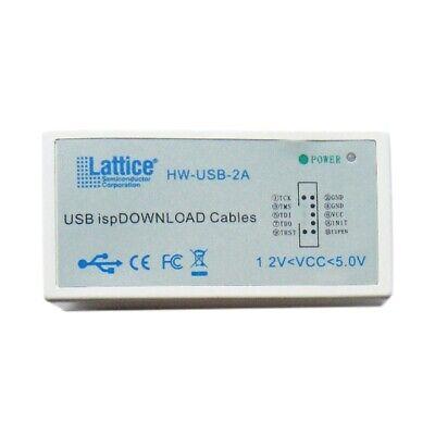 Usb Isp Download Cable Jtag Spi Programmer For Lattice Fpga Cpld Hw-usbn-2 T1u5