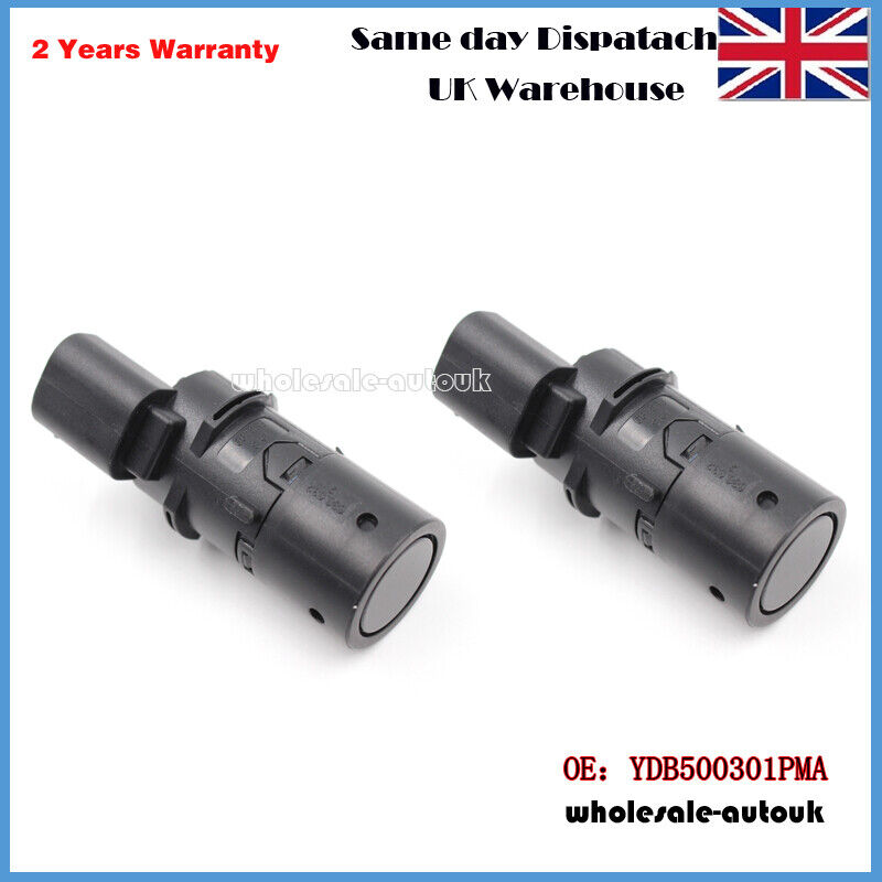 2 x PDC Parking Sensor For Jaguar Land Rover Range Rover Sport Vogue S Type New