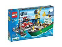 Lego City Harbour 4645