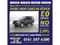 Land Rover DiscoveryCREDIT PROBLEMS?? WE CAN HELP! 0161 507 6300