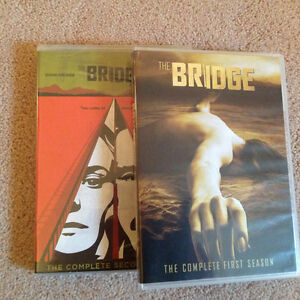 The Bridge Series Season 1 and 2 Complete Series