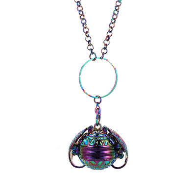 Rainbow Magic Photo Pendant Memory Floating Locket Wings Flash Box Necklaces - Cheap Locket Necklace