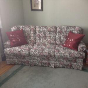 Sofa en tissus