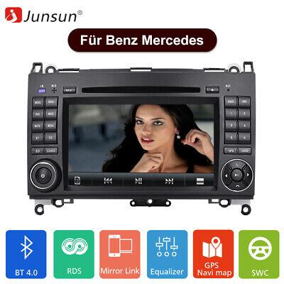 "Für Mercedes Benz Sprinter B200 W245 B170 W169 7""2 din Autoradio CD DVD Navi GPS"