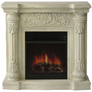 Coronado Electric Fireplace, New
