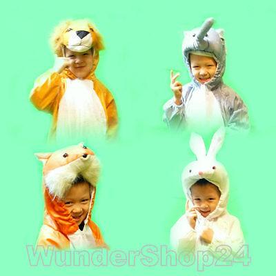 Kinder Karneval Kostüm mit Süße Motive 100 105 110 für Jung und Mädchen NEU