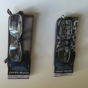 Pair of 3.25 Reading Glasses for SALe