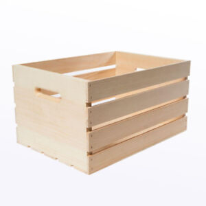 18x12 wooden  crate something the way oranges would have came in