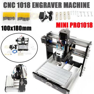 1018 Desktop Mini Engraving Machine Milling Engraver Cnc Router Pcb Metal Diy