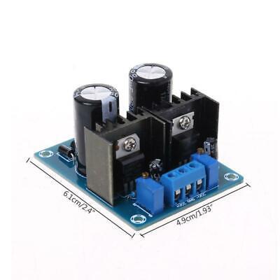Adjustable Dual Power Supply Module Dc Regulator Board 1.25v To 37v