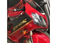 2002 02 KAWASAKI ZX-12R 1199CC ZX12 R