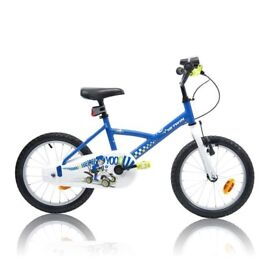Childs 16 inch police bike