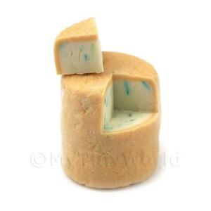 Dolls-House-Miniature-Handmade-Stilton-Cheese