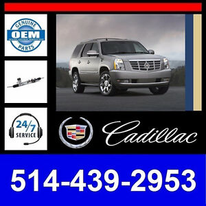 Cadillac Escalade ■  Crémaillère ► Rack and Pinion (OEM)