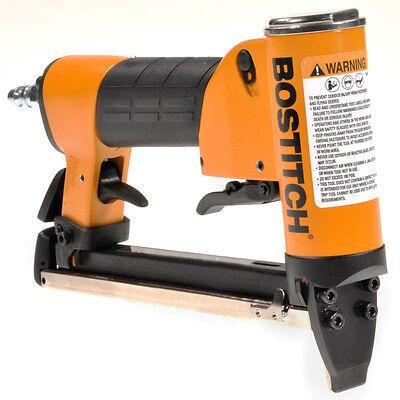 "Bostitch 21680B 5/32""to 9/16"" 20-Gauge Fine Lightweight Wire Fabric Wood Stapler"