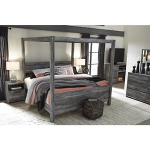 NEW WOODEN, LEATHER, AND METAL BED FRAMES