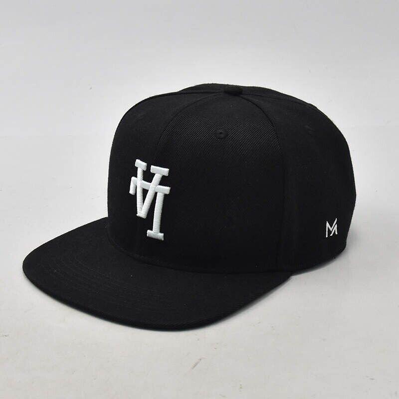 Upside down LA hat - Snap Back -  Mamba Archive Exclusive - Kobe Tribute