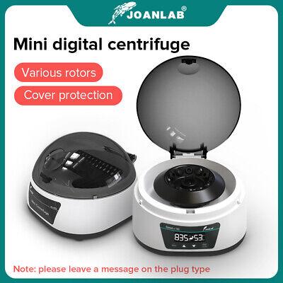 Mini Centrifuge De Plasma Lab Micro Centrifuges Prp 4000 7000rpm W 2 Rotors