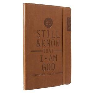 Journal For Men Women Christian Prayer Gratitude AA Writing Notebook Diary Bible