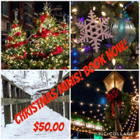 Holiday Christmas Minis!! Book Now!