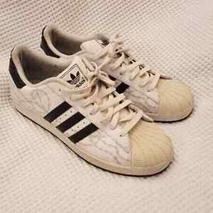 "Adidas Superstar ""Barbed Wire"" Shoes - Size 11 Edmonton Edmonton Area image 3"