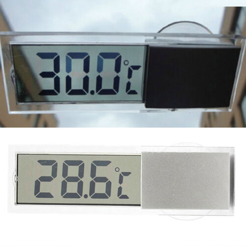 Car Indoor Awesome LCD Digital Display Room Temperature Meter Thermometer Hot