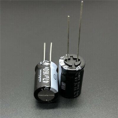 330µF 35V Radial Aluminum Capacitor Vishay PHILIPS 037 330uF 10pcs