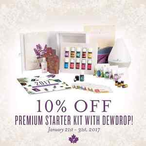 10% off Young Living Diffuser and essential oils